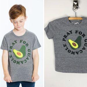 Chaser Kids Pray for Guacamole Avacado Shirt T867